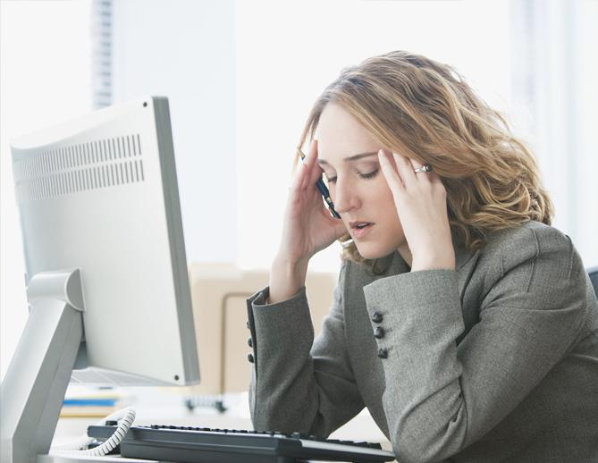 stress - få hjælp til stress